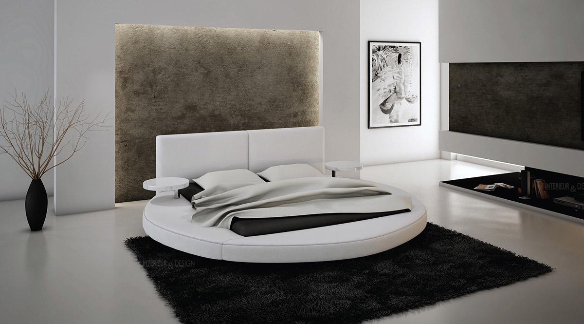 không gian ngủ nghỉ đẹp
