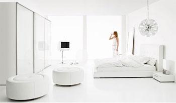 phongngu5 Thích thú với những mẫu phòng ngủ hiện đại của năm 2017