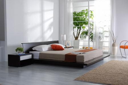 Phòng ngủ người Nhật nhỏ gọn, cách bố trí có sự tính toán kĩ lưỡng