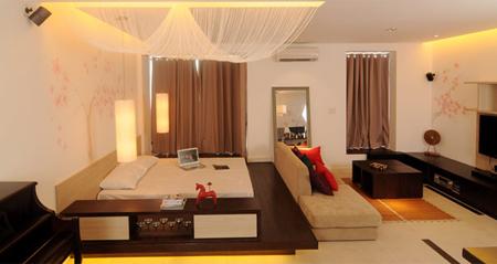 1 Gợi ý cách thiết kế không gian dành cho căn hộ chung cư mang diện tích 56m2