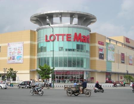 Trung tâm thương mại Lotte Mart