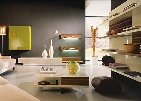 10 Những kiểu bàn thấp cho phòng khách mang đến điểm chú ý cho căn phòng