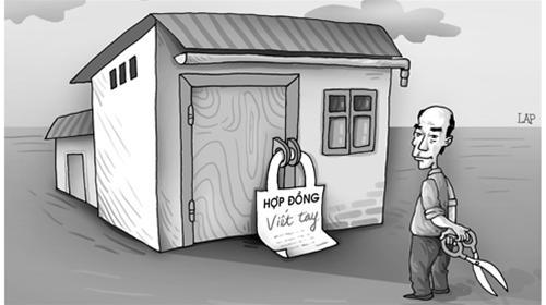 hợp đồng nhà đất