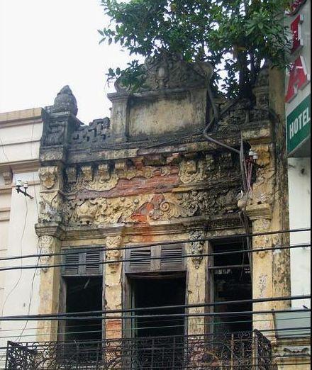 nhà ma Hà Nội