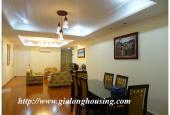 Cho thuê căn hộ chung cư nhà E5 Ciputra, tầng 19, 123m2,3pn, đủ đồ, giá: 13 triệu/tháng