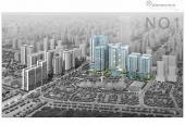 Ngoại Giao Đoàn - Bắc Từ Liêm bán căn hộ 08 - Tòa N01 T2 diện tích  141m2 giá rẻ bất ngờ