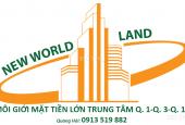 Bán nhà Cống Quỳnh quận 1 DT 4x18m nhà 1 lầu 18 tỷ