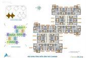 Bán căn dt 66,8m2 tòa B4 chung cư Green Stars ban công ĐN thoáng mát