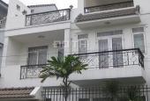 Bán nhà khu nội bộ 43R, đường Hồ Văn Huê, 10x18m, biệt thự 3 lầu, hồ bơi