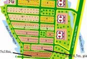 Cần bán 2 lô đất nhà phố khu dân cư Hưng Phú 1, quận 9. DT: 6x20m, giá 18,8 tr/m2