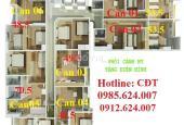 Mở bán chung cư mini Giáp Nhất, ô tô đỗ cửa hotline, CĐT: 0985.624.007 - 0912.624.007