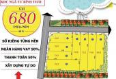 Đất đường Nguyễn Văn Bá, P. Trường Thọ, Thủ Đức 25 triệu/m2 ngay Ga Metro