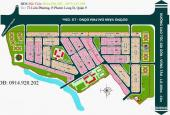 Bán đất dự án công ty phát triển nhà Quận 3, Phú Hữu, giá 18.5tr/m2, hợp đồng Địa Ốc 3, lô B2