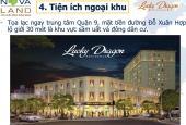 Cần bán căn hộ Lucky Dragon, diện tích 66m2, 2 phòng ngủ, 2 WC, bán gấp giá 1tỷ300