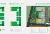 Kẹt tiền nên bán gấp căn hộ Flora Anh Đào, diện tích 67m2, giá 1 tỷ