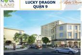 Tổng hợp các căn hộ, nhà phố Lucky Dragon, Quận 9, bán lại giá rẻ nhất