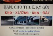 Ký gởi, sang, bán, cho thuê kho, nhà xưởng, đất tại Quận 12, Hồ Chí Minh