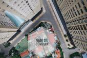 Cần bán gấp CHCC Nam Đô 2.4 tỷ 609 Trương Định 88m2 căn góc đẹp 3 PN