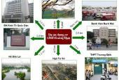 Trương Định Complex, 3 PN, 2 vs 86m2 giá 23.5tr/m2 (full NT) tặng ngay 30 tr, LH: 0983666529