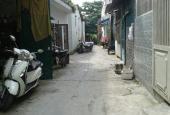 Bán nhà hẻm đẹp đường Nguyễn Văn Quá, P. Đông Hưng Thuận, Q. 12, DT: 4mx15m