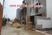 75 nền đường Võ Thị Thừa giá 14tr/m2, P. An Phú Đông, Q12, gần chùa Khánh An. Nhiều nhà đang xây