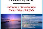 Bán đất nền tại đường Trần Hưng Đạo, Phú Quốc, Kiên Giang diện tích 3700m2, đã phân theo lô