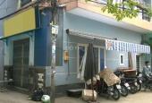 Cho thuê gấp nhà góc 2 mặt hẻm 6m đường Trần Quang Diệu, Quận 3: 4.7m x 10.5m, 1 lầu, 2 PN, 2 WC