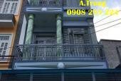 Bán nhà 1 trệt, 2 lầu 1 sẹc đường Tân Chánh Hiệp 21, DT 60m2, giá 2,5 tỷ. LH 0908 255 224