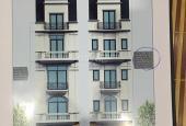 Cho thuê nhà liền kề mặt phố Tôn Thất Thuyết, Dịch Vọng Cầu Giấy, 100m2 x 6 tầng, có gara ô tô