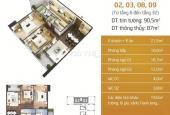 Chính chủ cần bán gấp CH số 9 chung cư Lạc Hồng 1, DT 87m2 (2PN, 2VS) giá cực tốt
