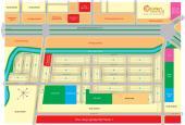 Mở bán dự án mới Golden Center City 2, ngay trung tâm Tx. Bến Cát, 350tr/nền