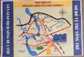 Cần bán đất xã Long Phước, H. Long Thành, Đồng Nai, 110m2, giá 350 tr, sổ hồng chính chủ