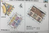 Cần tiền bán cắt lỗ căn hộ 1212 chung cư HH01/A Thanh Hà Mường Thanh, LH 0966.617.802