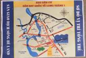 Cần bán đất xã Long Phước, H. Long Thành, Đồng Nai, 110m2, giá 320tr, sổ hồng chính chủ