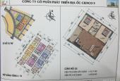Chuyển công tác cần bán căn 1228 chung cư HH01 Thanh hà Mường Thanh