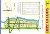 Bán đất Sadeco ven sông, lô E20, 7x18m, giá 49 triệu/m2