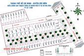 Mở bán 58 lô đất mặt tiền đường Nhị Bình 10A giá 8tr/m2, xã Nhị Bình, Hóc Môn, giáp ranh Quận 12