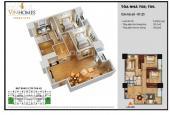 Chính chủ bán căn hộ chung cư Times City view đẹp hướng Đông Nam. LH 0936472884