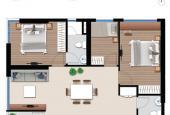 Bán căn hộ 6 mặt tiền quận 6, giá 1,2 tỷ, LH 0932,79,5990