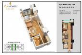Bán căn hộ chung cư tại dự án Times City, Hai Bà Trưng, Hà Nội diện tích 53.4m2 giá 2 tỷ