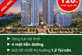 Mua nhà tặng nhà, căn hộ trung tâm Chợ Lớn 1,2 tỷ, tặng full nội thất. LH: 0909.553.811