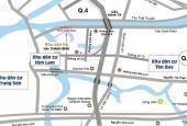 Bán gấp căn hộ Hoàng Anh Thanh Bình lầu 17 view nhìn về Him Lam giá chỉ 2.25 tỷ - 090 696 83 63