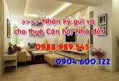 Chuyên cho thuê căn hộ chung cư các tòa khu Nam Trung Yên Trung Hòa, LH: Mr. Huy 0904.600.122