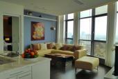 Căn hộ chung cư The Manor Phạm Hùng, 285m2, 4 pn, đủ đồ, 35 triệu/tháng. LH: 0964.64.24.66