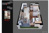 Cần bán lại căn hộ vị trí đẹp view nhìn pháo hoa Đầm Sen dự án Lake View cuối năm sau nhận nhà