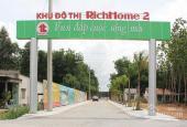 Bạn đang tìm mua nhà, đất, bạn đã tìm hiểu khu đô thị RichHome chưa Richhome 2
