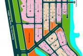 Bán gấp nền đất 2 mặt tiền dự án Bách Khoa, Q9, sổ hồng chính chủ, View sông