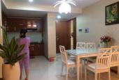 Cho thuê căn hộ chung cư H2, quận 4, 3 phòng ngủ nội thất cao cấp giá 18 triệu/tháng