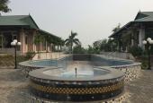 Bán trang trại sinh thái thuộc xã Kim lan- Huyện Gia lâm- Hà nội
