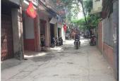 Bán nhà đất số 8 ngõ 81 Mễ Trì Thượng ô tô vào nhà, DT 56m2